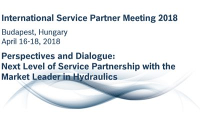 International Service Partner Meeting 2018 Budapest