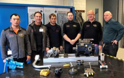 RC1 + RC2 Repair Center Training